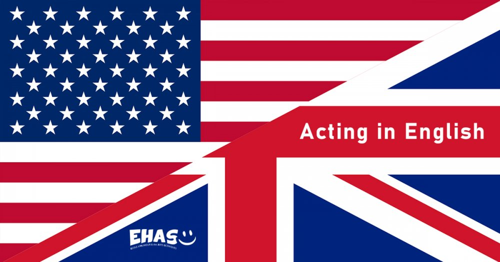 photo de Acting in English